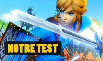 Test Hyrule Warriors (Nintendo Switch) : un portage bête et méchant