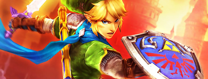 Test Hyrule Warriors sur Wii U