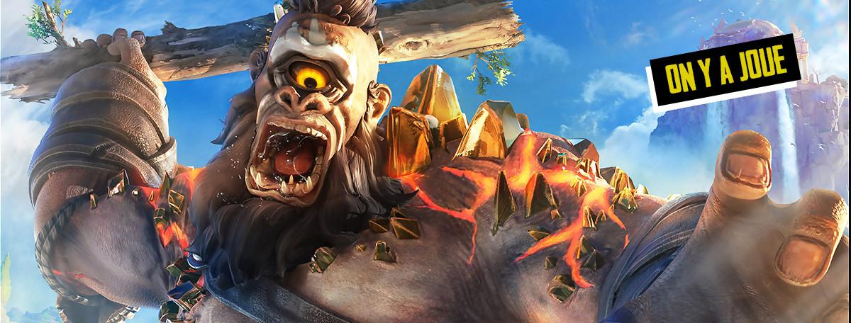 Immortals Fenyx Rising : on a joué 2h au Zelda-like d'Ubisoft