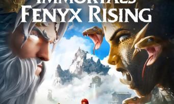 Immortals : Fenyx Rising