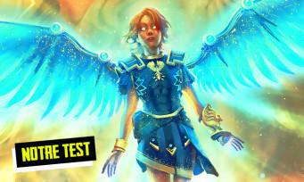 Test Immortals Fenyx Rising : une aventure sympathique et bon enfant mais perfectible