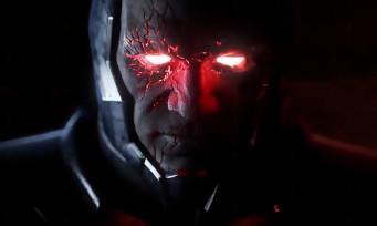 Injustice 2 : un nouveau trailer avec Robin, Brainiac et Darkseid !