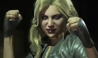 Injustice 2 : Black Canary de retour dans une vidéo qui casse les oreilles