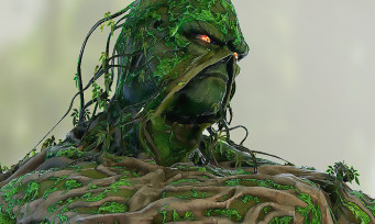 Injustice 2 : trailer de gameplay du personnage Swamp Thing