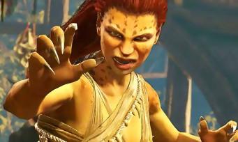 Injustice 2 : un trailer de gameplay pour Cheetah sur PS4