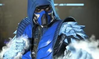 Injustice 2 : gameplay trailer de Sub-Zero sur PS4