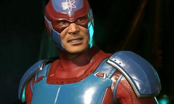 Injustice 2 : trailer de gameplay d'Atom