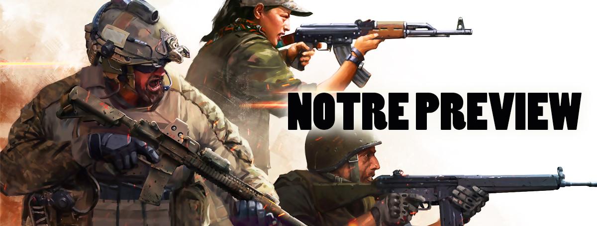 Insurgency Sandstorm : un bel équilibre entre FPS arcade et réaliste ?