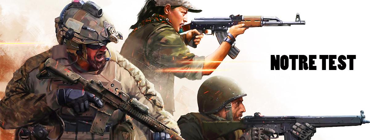 Test Insurgency Sandstorm : un bel équilibre entre FPS arcade et jeu de tir réal