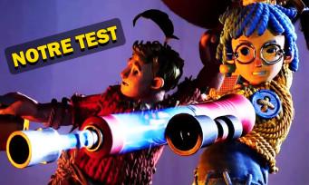Test It Takes Two : Josef Farès livre l'un des meilleurs jeux coop' du moment !