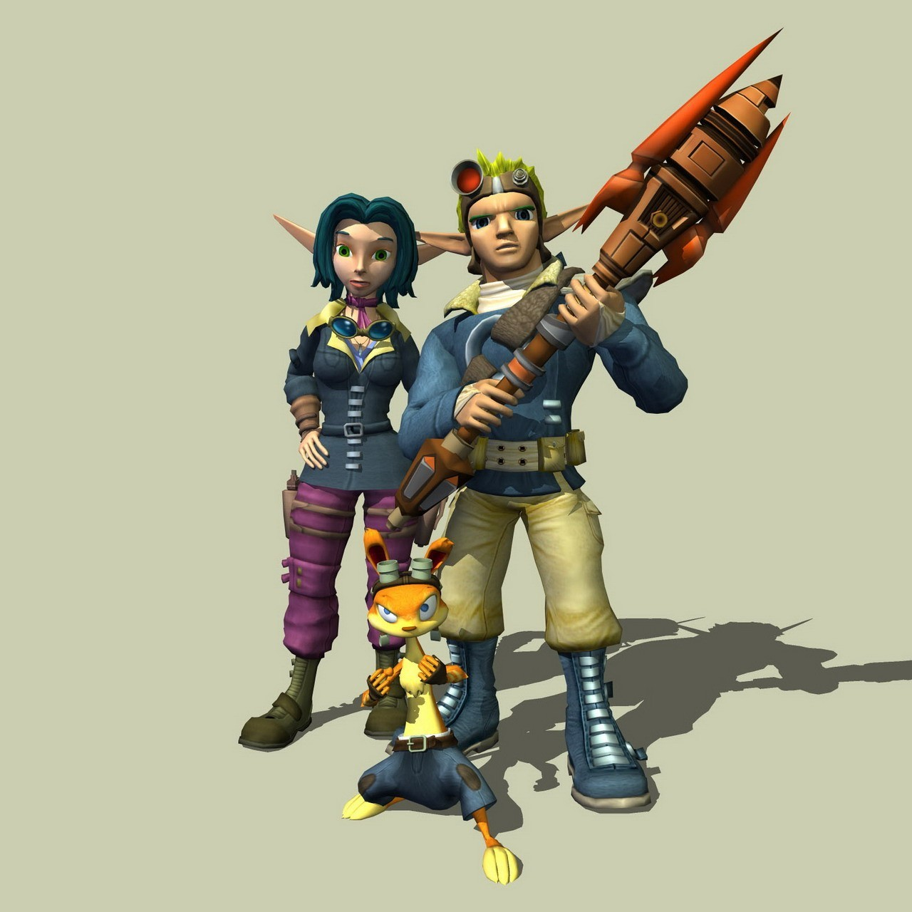 Test Jak And Daxter PSP PS2
