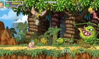 Joe & Mac : Caveman Ninja