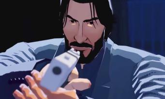 John Wick Hex : un trailer surprenant pour le jeu du tueur à gages