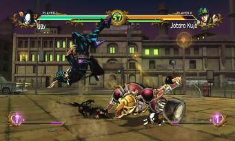 JoJo's Bizarre Adventure All Star Battle