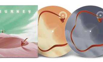 Journey : l'édition vinyle de la bande originale