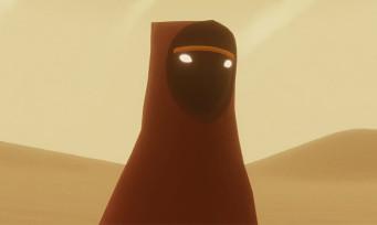 Journey : les 8 premières minutes du jeu sur PS4 en 1080p et 60fps