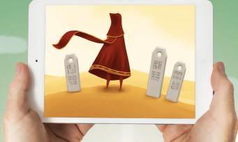 Journey : le jeu débarque par surprise sur iOS, prix et infos