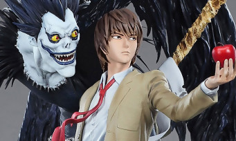 Jump Force : Light & Ryuk (Death Note) s'illustrent dans un sombre trailer