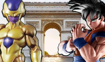 Jump Force : quand Goku et Freezer se tapent sur les Champs-Elysées