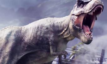 Jurassic World Evolution : une vidéo avec tous les dinosaures du jeu