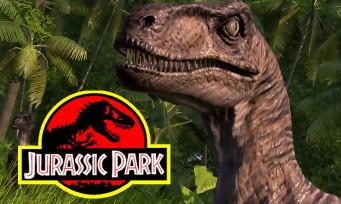 """Jurassic World Evolution : le DLC """"Retour à Jurassic Park"""" annoncé"""