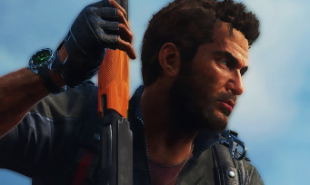 Just Cause 3 : un story trailer qui détaille les motivations de Rico Rodriguez