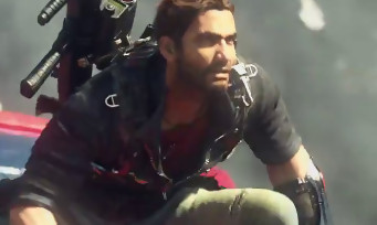 Just Cause 3 : trailer en images de synthèse