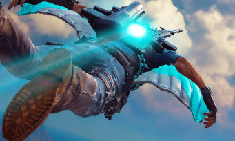 Just Cause 3 : trailer de gameplay de Rico en avion de chasse