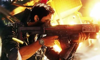 Just Cause 4 : plein de gameplay ravageur, du grand n'importe quoi !