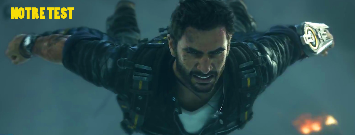 *Test* Just Cause 4 : plaisir instantané, mais grande frustration