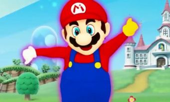 Just Dance 2018 : un trailer de lancement avec Super Mario
