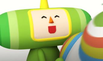 Katamari Damacy Reroll : une vidéo joyeuse pour la version PS4 et Xbox One
