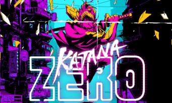 Katana Zero : un trailer tranchant, quand Hotline Miami rencontre Dead Cells