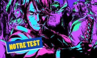 Test Katana ZERO : coupez, rembobinez, du Hotline Miami sauce samouraï