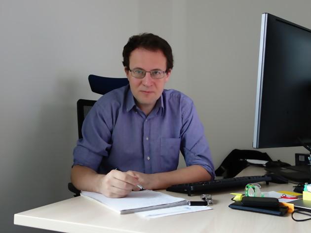 Martin Klima, le producteur exécutif de Kingdom Come Deliverance