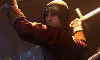 Kingdom Come Deliverance : trailer de gameplay avec la VF