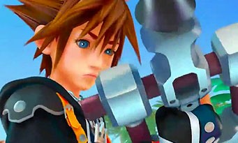 Kingdom Hearts 3 : le trailer de l'E3 2013