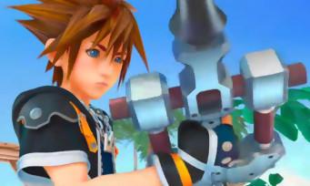 Kingdom Hearts 3 : deux nouvelles images pour faire saliver les fans