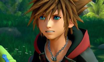 Kingdom Hearts 3 : une foulée d'informations sur le jeu