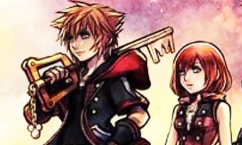 Kingdom Hearts 3 : l'artwork splendide qui servira de jaquette est dévoilé