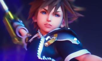 Kingdom Hearts 3 : la fin du jeu n'est pas comprise sur le disque !