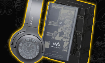 Kingdom Hearts 3 : Sony lance un Walkman et un casque à l'effigie du jeu !