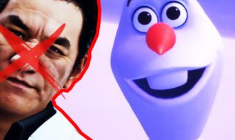 Après Judgement, Pierre Taki va aussi être effacé de Kingdom Hearts 3