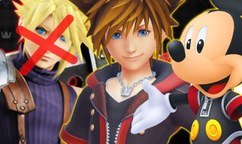 Kingdom Hearts 3 : voici pourquoi il n'y a aucun personnage de Final Fantasy