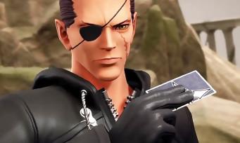 Kingdom Hearts 3 : un nouveau trailer pour l'extension ReMIND