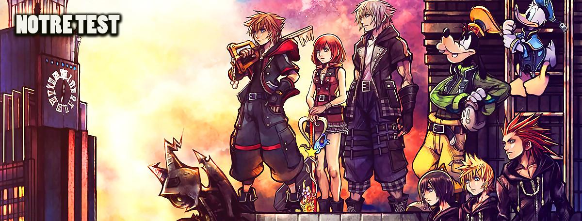 Test Kingdom Hearts 3 : on l'a terminé, l'attente en valait-elle la peine ?