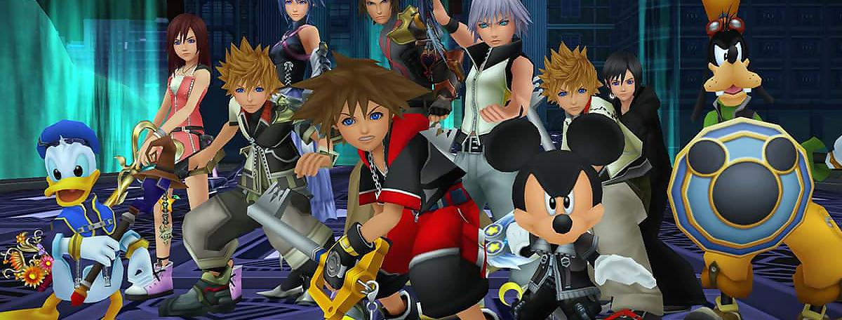 Test Kingdom Hearts 2 8 Final Chapter Prologue Sur Ps4
