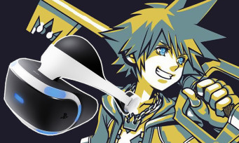 Kingdom Hearts VR Experience : le trailer du Tokyo Game Show