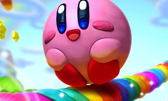 Kirby and the Rainbow Curse : un jeu bonne pâte ?
