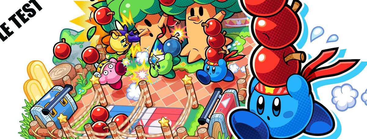 Test Kirby Battle Royale : un jeu qui se mange sans faim ?